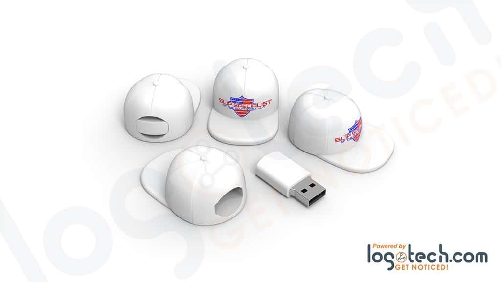Hat USB Flash Drive