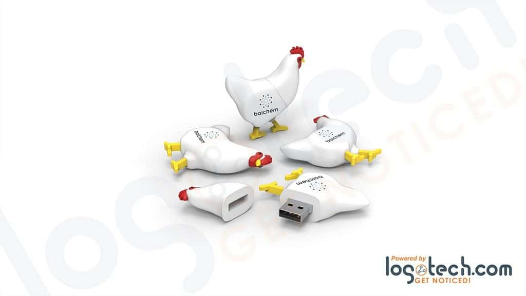Chicken USB Flash Drive