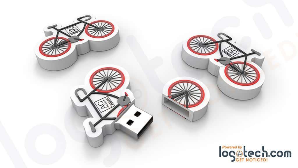 Bicycle USB Flash Drive