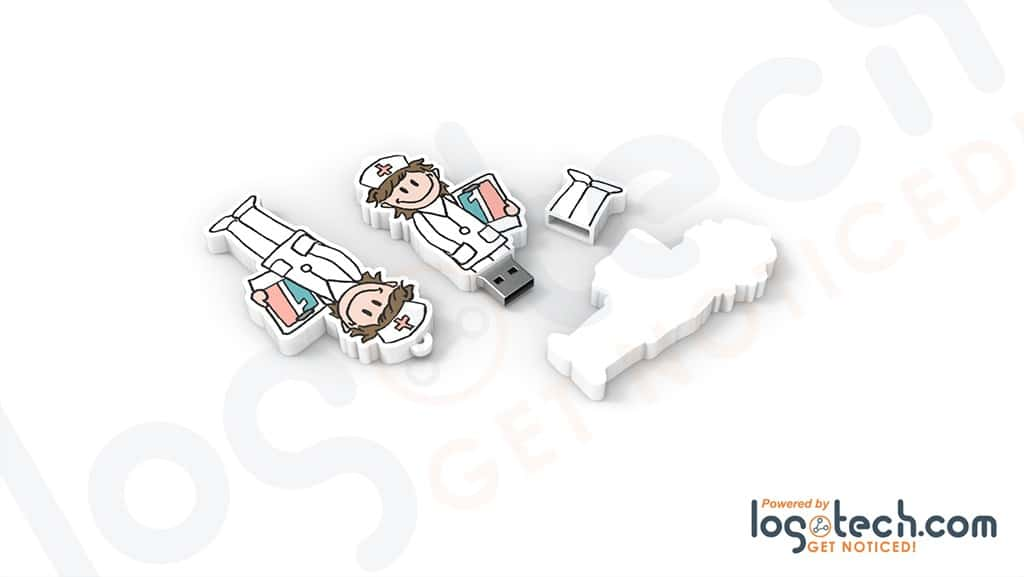 USB Flash Drives for Health Care and Wellness Industry