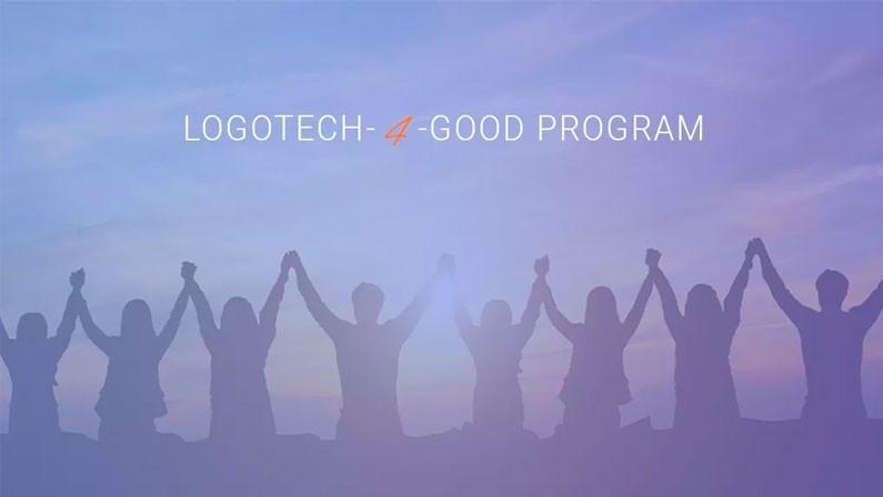 Logotech-4-Good Program
