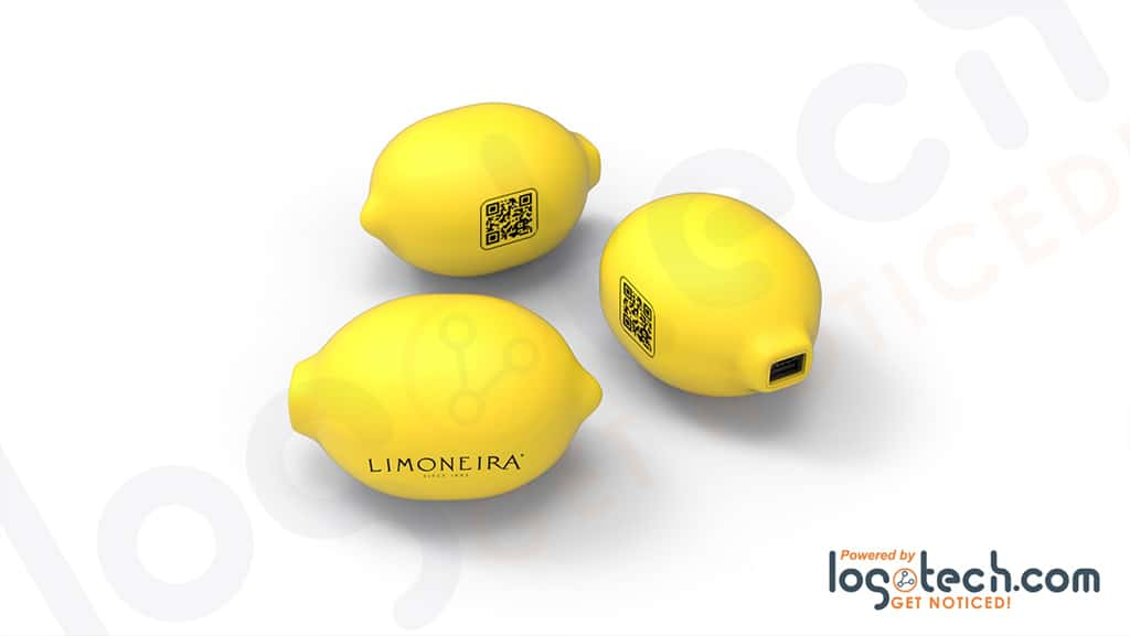 Lemon Power Bank