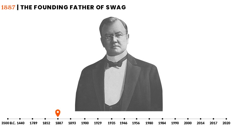 Jasper Meek - Father of Promotional Products