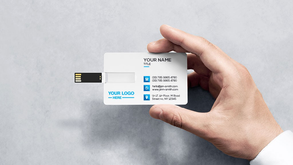 How To Use USB Drives To Promote Your Business