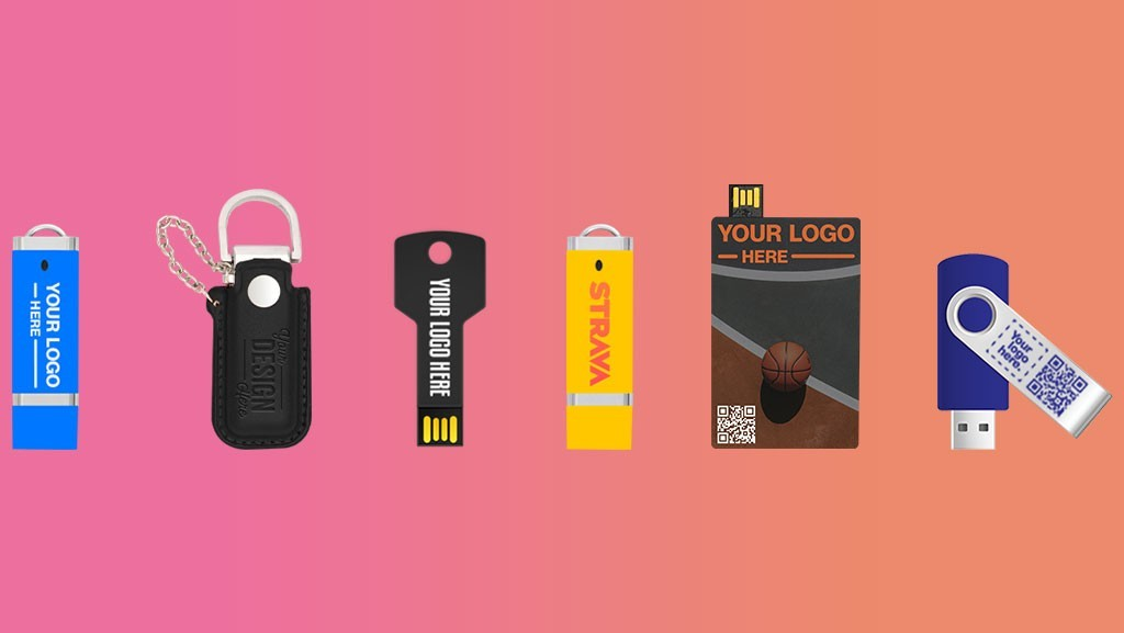 Branded USBs: Taking Marketing to the Next Level, On and Offline