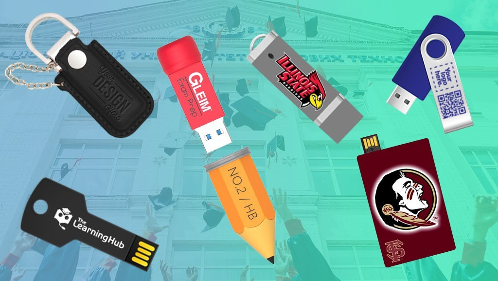 Back to School: USB Drives for Educating and Learning