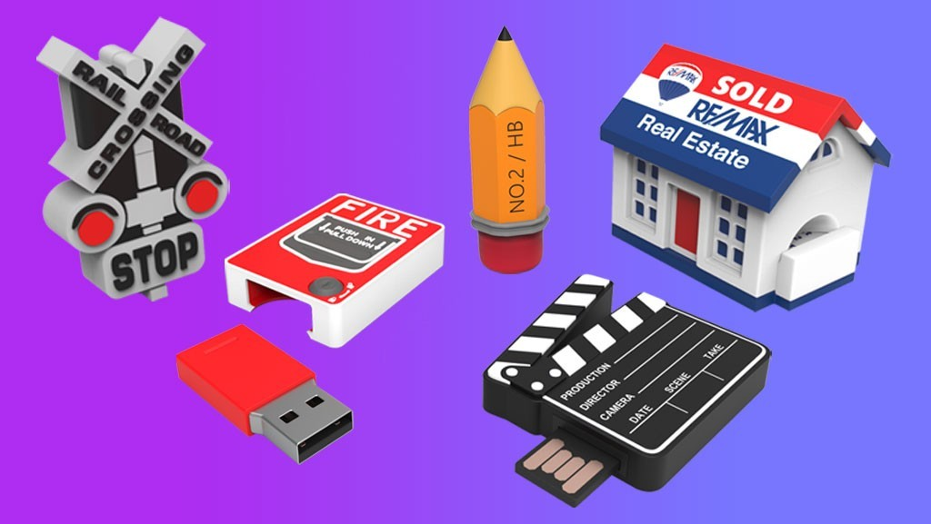 10 Industries Using USB Flash Drives for Promotions