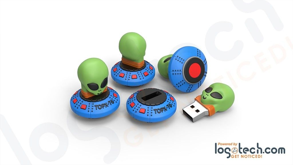 UFO USB Flash Drive