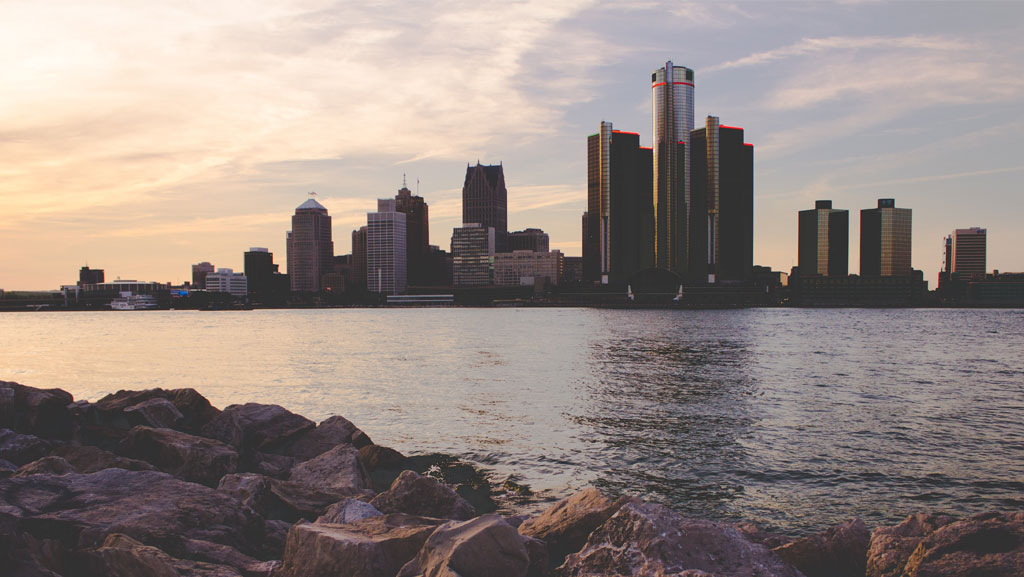How are the Detroit Three Doing Amid the Bankruptcy of the City?