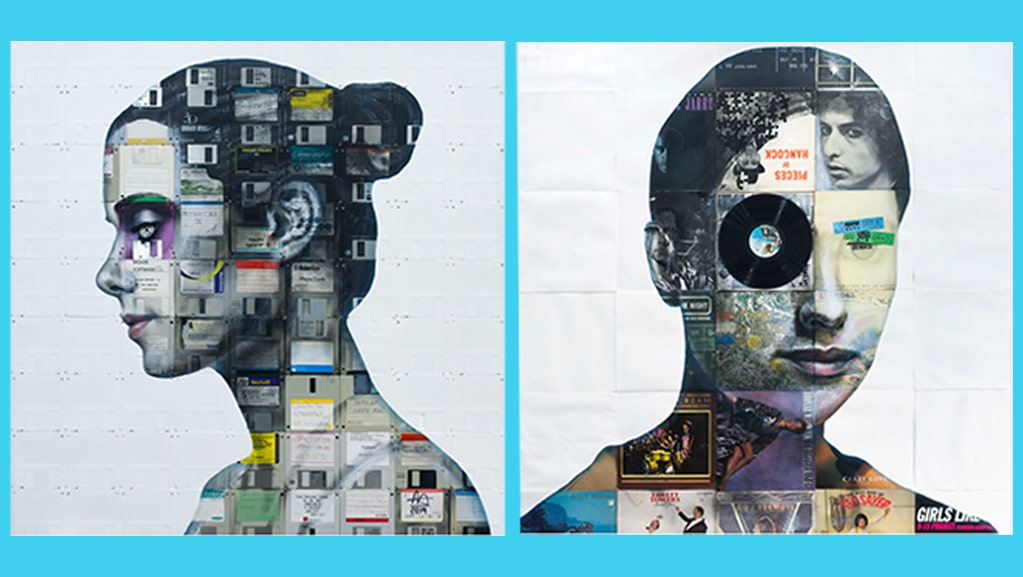 Obsolete Media Art & Technology Combined