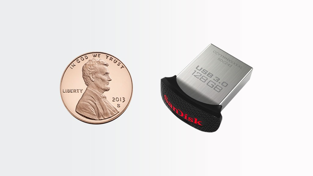 What Do You Think About The World's Smallest USB Stick?