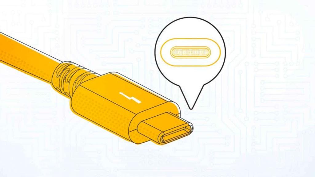USB 2.0, 3.0: Now, USB4 with Thunderbolt Technology