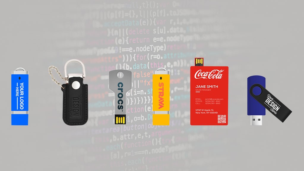 How Much Data Can a USB Flash Drive Hold?