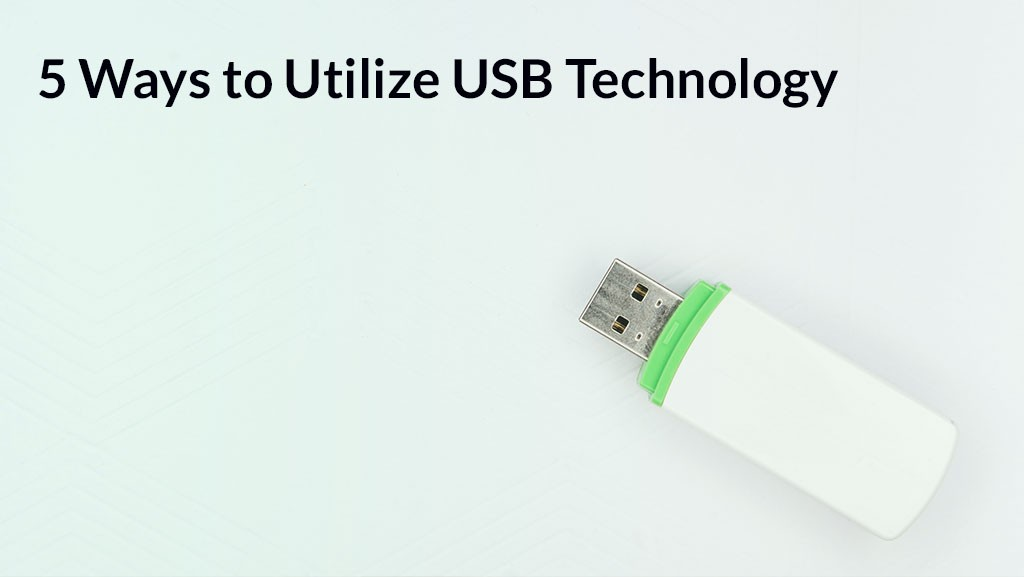 Human Resources: 5 Ways to Utilize USB Technology