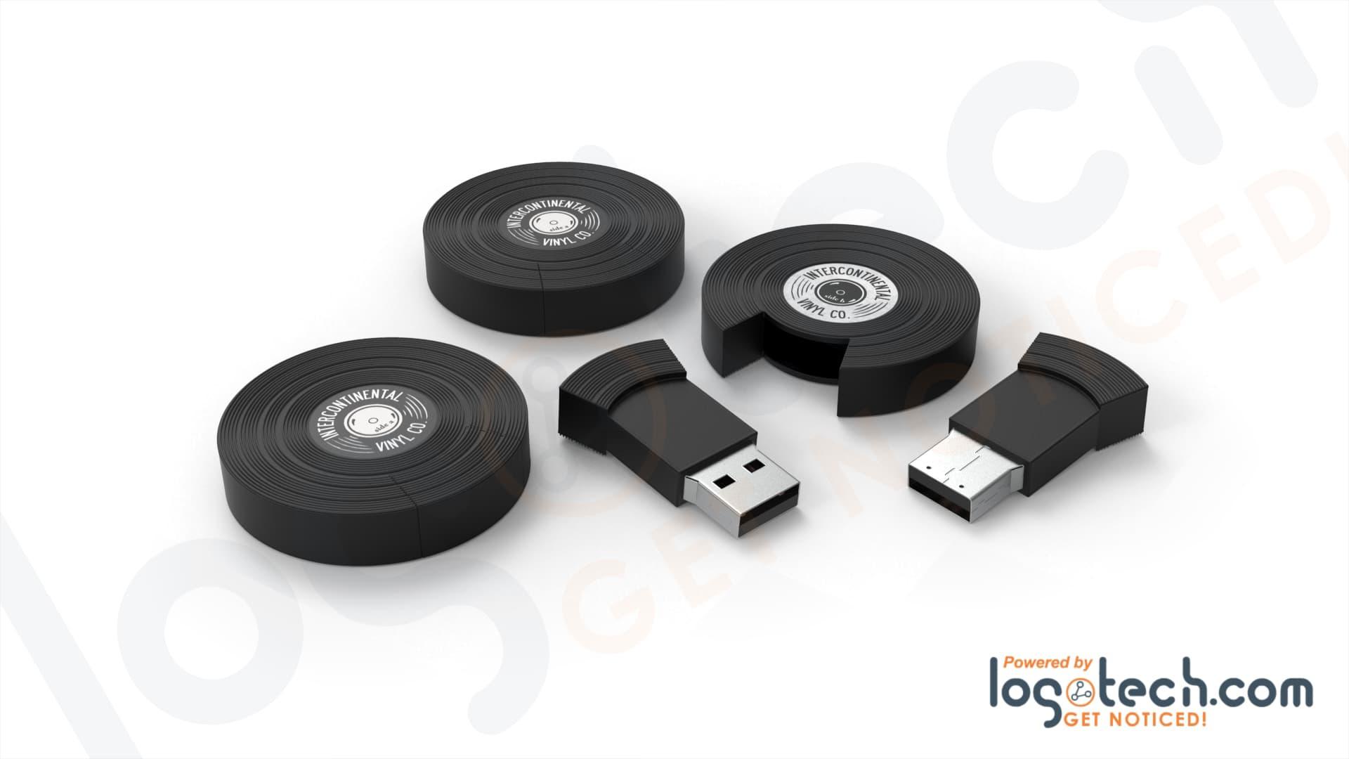 Vinyl Record USB Flash Drive
