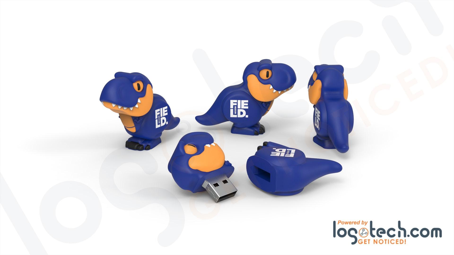 Dinosaur USB Flash Drive