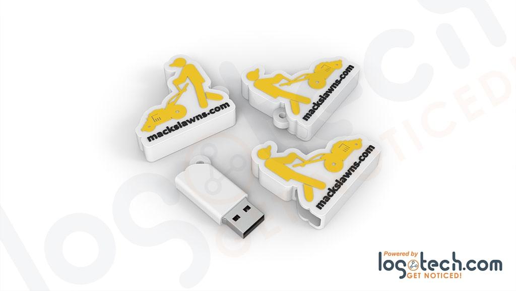 Lawn Mower USB Flash Drive