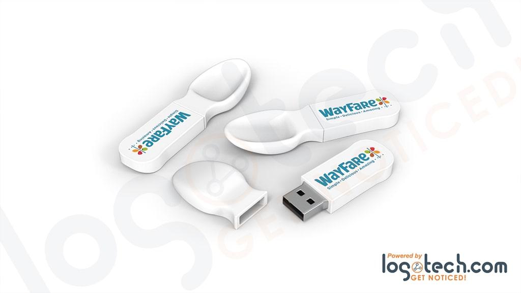 Spoon USB Flash Drive