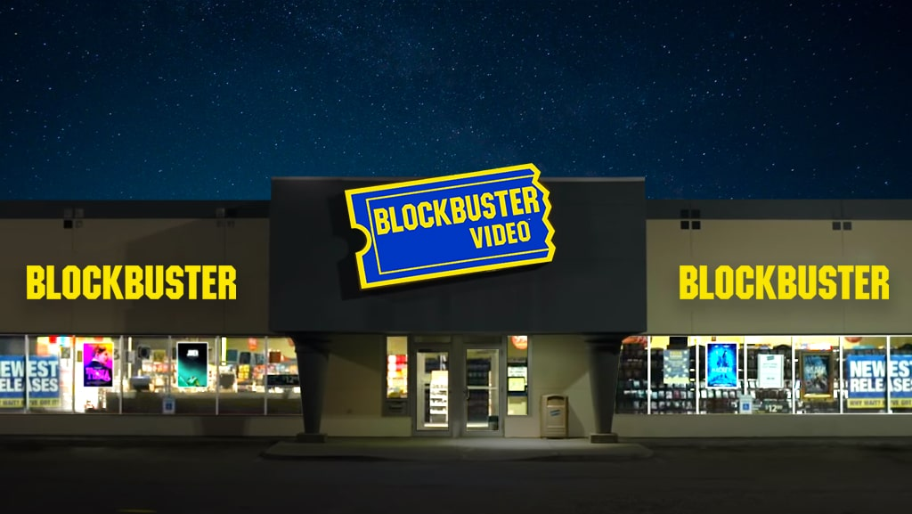 The Story of a Brand: Blockbuster Video