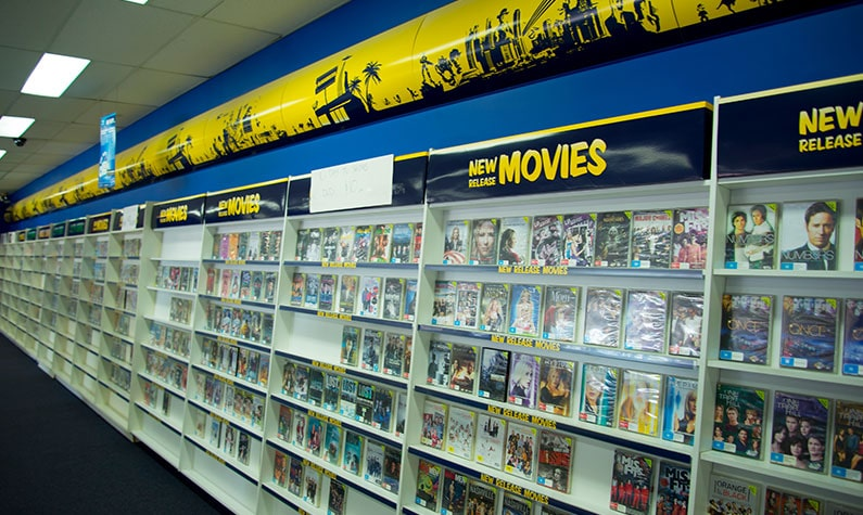 Blockbuster Video Movies