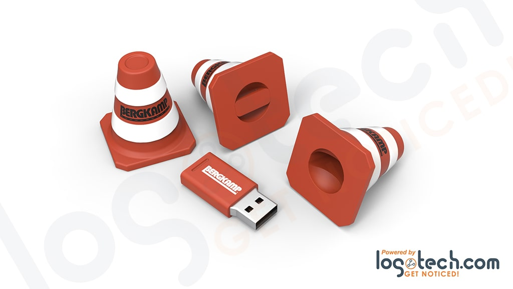 Pull Out 3D Flash Drive