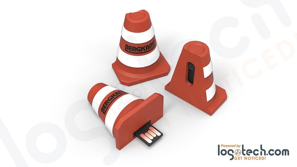 3D Slider USB Flash Drive